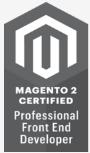 Magento 2 - Professional Front End Developer