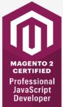 Magento 2 - Professional JavaScript Developer