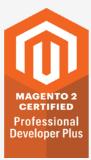 Magento 2 - Professional Developer Plus
